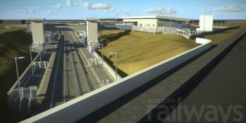 Key landmarks for East West Rail
