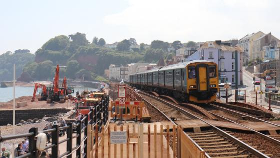 Rail in Wales and the West - Session 1